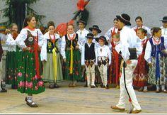 Góralski tańczyć. Traditional polish highlands dance.