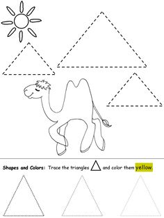 kidzone worksheets preschool