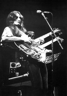 Geddy Lee  You either love him or hate him.  I think he's terrific!