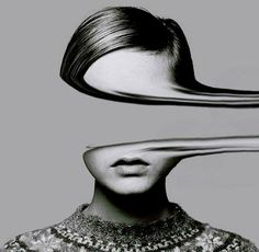 more awesome glitch art Distortion Photography, Surrealism Photography, Conceptual Photography, Conceptual Art, Portrait Photography, Photo Distortion, Face Distortion, Glitch Art, Photomontage