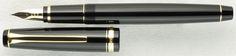 Namiki Falcon Resin Fountain Pen