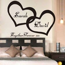 Love Heart Wall Stickers Removable Mural DIY Art Vinyl Decal Home Bedroom Decor# $6.95 via eBay http://ift.tt/2eNGB3G