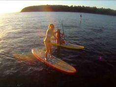 The SUPLove Shack - Stand-Up Paddle Boarding with great friends and dolphins. this is a fantastic 6 minute clip on SUP - Enjoy!!!