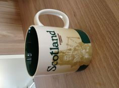 Scotland Starbucks City Mug