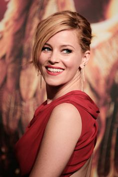 Elizabeth Banks Photos - 'The Hunger Games: Mockingjay Part 1' Preview Event - Zimbio