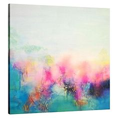Seasons Changing Painted Canvas Wall Art by United Artworks