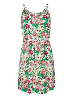 PRINTED MINI DRESS - Vero Moda
