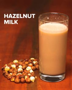 Servings: 4INGREDIENTS1 cup raw hazelnuts1 tablespoon vanilla extract2 tablespoons of honey2 tablespoons unsweetened cocoa powder1 pinch of salt6 cups of waterPREPARATION1. In a medium bowl, soak 1 cup of raw hazelnuts in 2 cups of water overnight.2. Drain the bowl of water and place the almonds in a blender.3. Add 1 tablespoon vanilla, 2 tablespoons honey, 2 tablespoons unsweetened cocoa powder, 1 pinch of salt, and 4 cups of water to the blender.4. Blend the mixture on high for 90…
