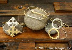 Wheaton Set A #juliodesigns #handmadejewelry #vintage