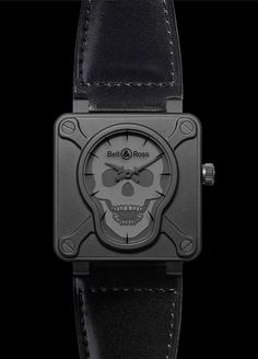 Bell & Ross BR01 Airborne