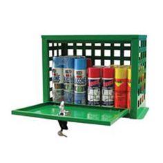 Aerosol Storage Cage 12 Cans