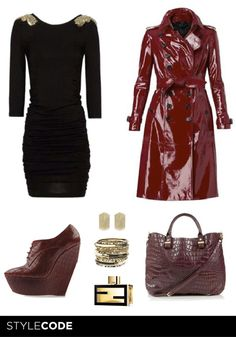 Check the look of the day in our magazine MAGSC for the Madrid Fashion Week;  http://www.stylecode.es/espaciosc/espaciosc.php?id=1