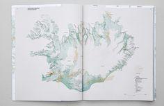 Muriz Djurdjevic & Thomas Paturet (2015): Icelandic Lessons - Research and Teaching, Laboratoire Bâle, via behance.net