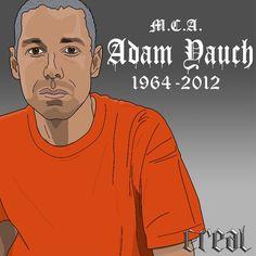 R.I.P. Adam Yauch #BeastieBoys #MCA