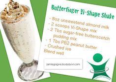 Butterfinger Shake
