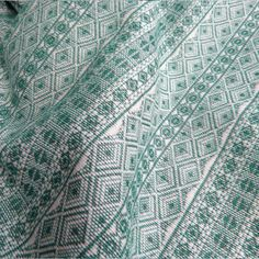 Didymos Indio Odessey Woven Wrap. This may become mine...