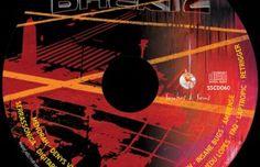 rótulo CD Bhertz - Sonhos e Sons