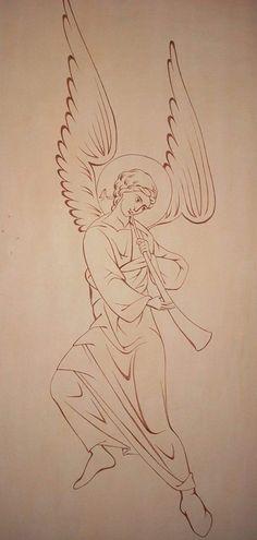 L'image contient peut-être: dessin Byzantine Art, Byzantine Icons, Religious Icons, Religious Art, Stella Art, Religious Paintings, Bird Silhouette, Catholic Art, Art Icon