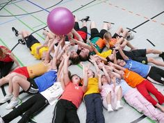 Children's gymnastics means… Youth Games, Gym Games, Physical Education Games, Preschool Education, Yoga For Kids, Exercise For Kids, Indoor Activities For Kids, Games For Kids, Crossfit Kids Workouts