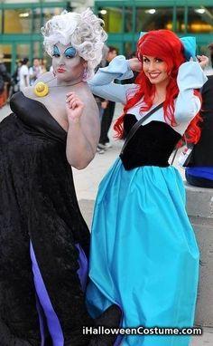 Halloween Costumes - Halloween Costumes 2013 Ariel ❤️❤️
