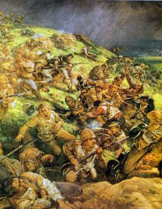 Battle of Spion Kop, January Anglo-Boer War. Military Insignia, Military Art, Military History, Dutch Colonial, British Colonial, South Afrika, Battlefield 5, War Film, Film Inspiration