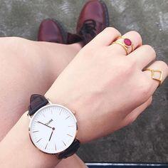 Happy Sunday! #cluse #watch #laboheme #style #fashion #timepiece #sophisticated