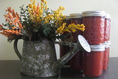 pizza sauce canning recipe
