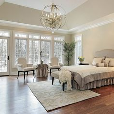 Dream Master Bedroom Design Ideas In 2020 28 Glamorous Dream Master Bedroom Decor Ideas and Remodel Of 87 Best Dream Master Bedroom Design Ideas In 2020 Elegant Home Decor, Beautiful Bedrooms, Elegant Homes, French Country Bedrooms, Luxurious Bedrooms, Modern Bedroom, Dream Master Bedroom, Luxury Home Decor, Master Bedrooms Decor