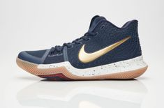 low priced 246c5 5d1a3 The Nike Kyrie 3 Obsidian Is Releasing Soon