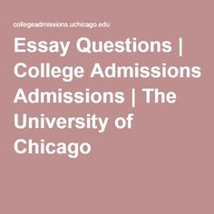 college admissions letter example