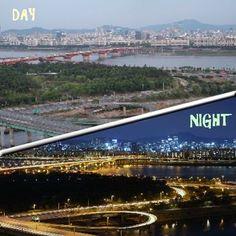 [사진vs사진] 한강의 낮vs 한강의 밤     비슷한 듯 다른 느낌의 두 사진을 비교해보는 사진vs사진입니다.     오늘은 서울의 중심! 한강의 낮과 밤의 다른 풍경을 담아 비교해 보았는데요.       같은 장소이지만 시간에 따라 서로 다른 분위기가 느껴지네요.     햇살을 담은 따사로운 낮 풍경과 낮보다 화려한 야경 중 페친 여러분은 어떤 모습이 더욱 아름답나요?     여러분의 의견이 궁금하네요^0^