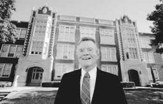 Principal Emeritus Wayne Pierce will serve as Grand Marshal for the homecoming parade at 5:45 pm on Wednesday, September 23rd at the school.