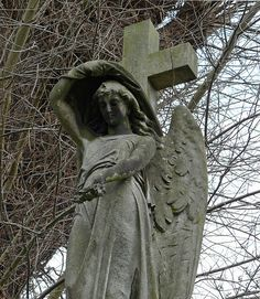 Abney Park Cemetery by E11y, via Flickr