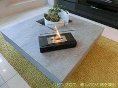 ファイヤーSプレイス バイオエタノール暖炉 0.5L【ISO 9001認定工場にて製造】 有害物質が出ない安心・安全でエコな暖房器具
