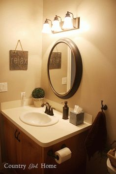 Unique Oval Bathroom Mirror Cabinet