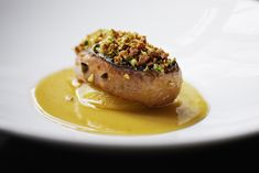 Seared Foie Gras and Poached Pears on Toasted Brioche – Cafe La Plage gras recipe appetizers food Fried Mushroom Recipes, Balsamic Reduction Recipe, Fennel Recipes, Saveur Recipes, Poached Pears, Specialty Foods, Food Presentation, Appetizer Recipes, Appetizers
