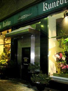 Runebergin Kukka, Flower Shop in Helsinki, Finland