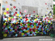 [explores...] NYC in Five Days - Day 2: Manhattan Street Art Tour, Wall street