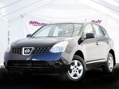 Nissan Rogue S AWD 2009 I4 2.5L/ http://www.offleaseonly.com/used-car/Nissan-Rogue-S-AWD-JN8AS58V99W177088.htm?utm_source=Pinterest_medium=Pin_content=2009%2BNissan%2BRogue%2BS%2BAWD_campaign=Cars