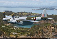 Photo taken at In Flight in New Zealand on October Fighter Aircraft, Fighter Jets, De Havilland Mosquito, Car Drawings, Aircraft Pictures, Royal Air Force, Military Aircraft, World War Two, Wwii