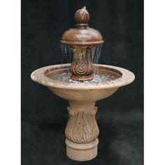 Cobra Fountain with Cencillo Bowl