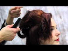 ▶ Essential Blowdry Styling Tips   Voluminous NYE Party Hair - YouTube