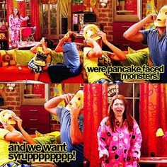 i used to love this show! haha Wizards of waverly place  and i still love it to this day!!!!