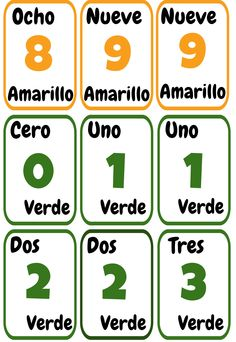 Cartas UNO imprimibles para la clase de español. ELE colores y números. Spanish Class, Spanish Lessons, English Resources, Middle School, Classroom, Games, School Ideas, Tips, Holiday Activities