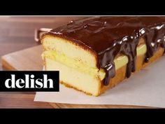 Making Boston Cream Pound Cake Video - How to Make Boston Cream Pound Cake