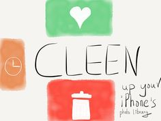 Mini-review of Cleen, a great little helper to swiftly sort out photos you want to batch delete on your iPhone.