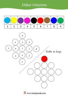 1st Grade Math Worksheets, Preschool Worksheets, Preschool Learning, Preschool Activities, Visual Perception Activities, Motor Activities, Kids Education, Games For Kids, Kids And Parenting