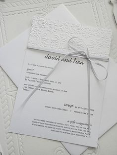 put your rsvp details & gift suggestion poem on your invitation and that way you save on that extra stationery . Thank You Notes, Thank You Cards, Embossed Wedding Invitations, Gift Suggestions, Mother Pearl, Wedding Tips, Poem, Rsvp, To My Daughter