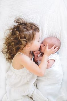Sisterly Kiss Pictures, Photos, and Images for Facebook, Tumblr, Pinterest, and Twitter