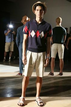 David Hart Spring/Summer 2015 - New York Fashion Week